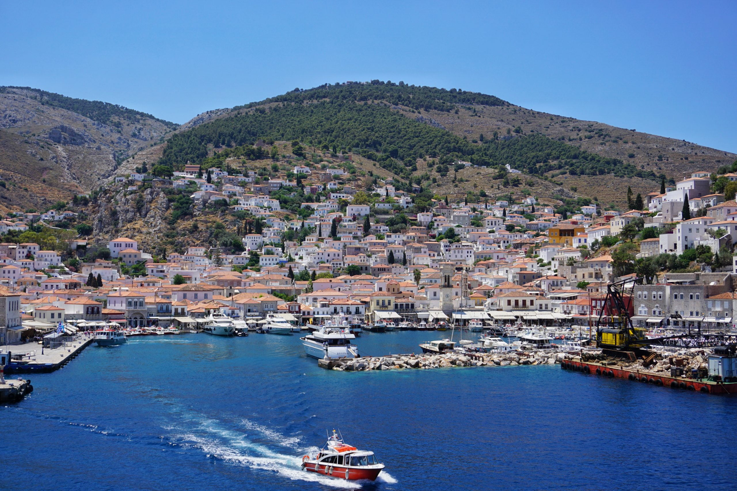 Read more about the article Hydra Island: no cars allowed. What you need to know?